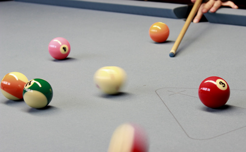 Billard In Frankfurt